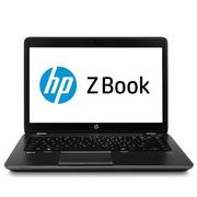 惠普  ZBOOK14 14英寸移动工作站 i5-4200U/4G/32G SSD+750G/M4100(1G独显)/Win7 DG/3-3-3/1year ADP