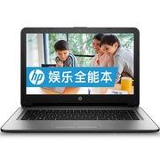 惠普 超薄系列 HP14g-ad005TX 14英寸超薄笔记本(i5-5200U 4G 500G 2G独显 DVD刻录 蓝牙 win8.1)银色
