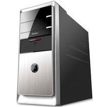 海尔 极光D3-Z185 台式主机(赛扬双核J1800 2G 500G 键鼠)办公电脑产品图片主图