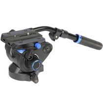 百诺 S6 液压云台 摄影摄像机 单反相机 专业液压阻尼云台产品图片主图