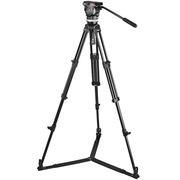 萨拿 Ace M GS 1002 专业三脚架云台套装 超级轻量云台 地置三脚架 脚架包 摄录影专用