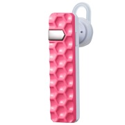山水 i13 蓝牙耳机 粉色