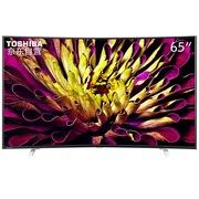 东芝 65L8500C 65英寸 全高清 曲面 智能液晶电视(黑色)