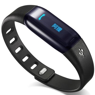 乐心 Mambo 来电智能提醒 来电震动  来电显示 蓝牙运动手环 微信朋友圈运动PK 微信互联产品图片2
