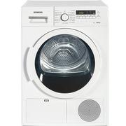 西门子 WT46B200TI 8公斤 3D空气冷凝 干衣机(白色)