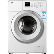 TCL XQG60-F12101T 6公斤 1200转速 滚筒洗衣机(芭蕾白)