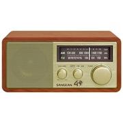 山进 WR-11SE 台式经典收音机音响 四十周年限量纪念版  支持手机电脑等设备输出