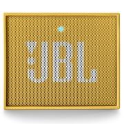 JBL GO音乐金砖 无线蓝牙通话音响 便携式户外迷你音响 柠檬黄