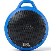JBL Micro Wireless无线蓝牙音乐盒—黑蓝色 超强低音 5小时续航