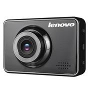 联想 lenovo 行车记录仪 全高清1080P摄像 MU50 黑色 140度广角
