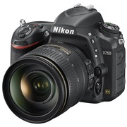 尼康 D750 + AF-S 尼克尔 24-120mm f/4G ED VR镜头