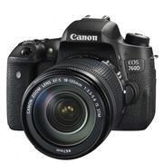 佳能 EOS  760D单反套机(EF-S 18-135mm f/3.5-5.6 IS STM镜头)