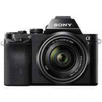 索尼 ILCE-7K 全画幅微单套机(28-70mm镜头 a7K/α7K)产品图片主图