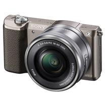 索尼 ILCE-5100L 微单套机 棕色(16-50mm镜头 2430万像素 a5100/α5100)产品图片主图