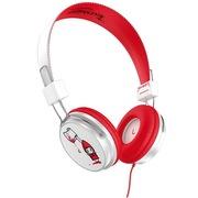 On earz OE-BD01 比利时潮牌Bad day 小红帽头戴式耳机(白色)