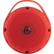 友多闻 UDN7无线蓝牙音箱 手机车载电脑MP3播放器 插卡便携户外音响 自拍号(红色)
