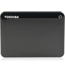 东芝 V8 CANVIO高端分享系列2.5英寸移动硬盘(USB3.0)500G(经典黑)产品图片主图