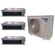 格力 GMV-H100WL/A GMV Star家用中央空调两室一厅一拖三套餐(含安装)