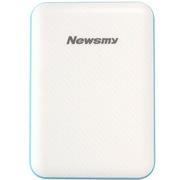 纽曼 吉云 2.5寸USB3.0 移动硬盘 优雅白蓝 2TB存储