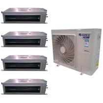 格力 GMV-H112WL/A GMV Star家用中央空调三室一厅一拖四套餐(含安装)产品图片主图