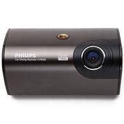 飞利浦 CVR500行车记录仪全高清1080P 3.0超大触摸屏 一键锁定视频 无缝循环录影