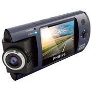 飞利浦 CVR300行车记录仪 全高清1080P 180度可旋转镜头 超薄安全