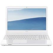 富士通 AH555 15.6英寸笔记本电脑(I7-5500U 8G 1TB R7-M260 2G独显 蓝牙 FHD全高清屏) 白色