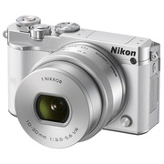 尼康 J5+1 尼克尔 VR 10-30mm f/3.5-5.6 PD镜头 白色