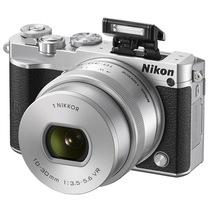 尼康 J5+1 尼克尔 VR 10-30mm f/3.5-5.6 PD镜头 银色产品图片主图