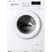 TCL XQG60-F10102T 6公斤 大屏16程序 滚筒洗衣机(芭蕾白)