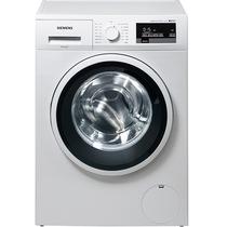西门子 WS10K1601W 6.2公斤 3D变速节能 滚筒洗衣机(白色)产品图片主图