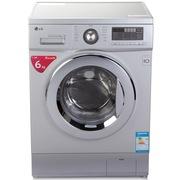 LG WD-N12415D 6公斤 DD变频静音滚筒洗衣机(银色)