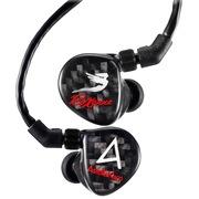 艾利和 Astell&Kern AKR03 HIFI发烧入耳式耳机 平衡耳塞 24单元动铁耳机 JH24公模版 黑色