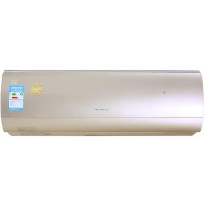 格力 KFR-35GW/(35595)FNCa-A1润典大1.5匹变频家用冷暖空调(香槟金)产品图片1