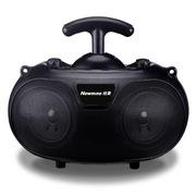 纽曼  SM-688B 双4.5寸广场舞音箱 插卡无线蓝牙音箱户外音响迷你便携移动扩音器可接麦克风可录音