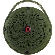 友多闻 UDN7无线蓝牙音箱 手机车载电脑MP3播放器 插卡便携户外音响 自拍号(绿色)