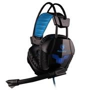 赛德斯  倍耐力 A30 头戴式 高端 专业 游戏耳机(黑蓝)