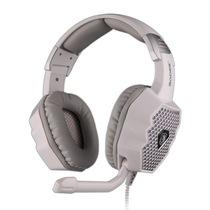 赛德斯  天网 A70 头戴式 7.1声道 高端 专业 游戏耳机(白灰)产品图片主图