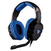赛德斯  天网 A70 头戴式 7.1声道 高端 专业 游戏耳机(黑蓝)