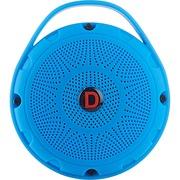 友多闻 UDN7无线蓝牙音箱 手机车载电脑MP3播放器 插卡便携户外音响 自拍号(蓝色)