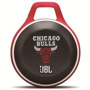 JBL CLIP NBA限量版 充电便携式迷你蓝牙小音箱 无线蓝牙音箱 公牛队