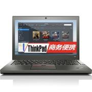ThinkPad X250 (20CLA275CD) 12.5英寸笔记本(i5-5200U 8G 256G SSD Win7HB 64位 3芯+3芯电池)