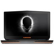 外星人  ALW17R-5848 17英寸游戏本(i7-4910MQ 16G 1TB+256G GTX 880M 8G独显 Win8)