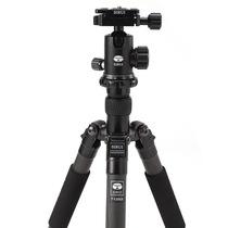 思锐 T1205+G10X便携反折三脚架 专业单反相机 碳纤维 三角架云台套装产品图片主图