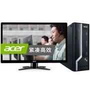 宏碁 SQX4630 546N 台式电脑(i3-4170 4G 1T R5 235 2G独显 DVD USB3.0 键鼠 win7)19.5英寸