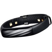 Jawbone UP3 蓝牙智能健康运动手环 黑色
