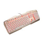 狼派 虚空战舰游戏键盘