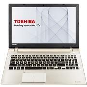 东芝 P50-CS01M1 15.6英寸 笔记本(i7-5500U 8G 1TB +8G  蓝牙V4.0 金属材质)金色