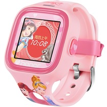 华为 荣耀小K儿童通话手表(双向通话 + 彩屏触控 + 安全定位 + 运动计步)-公主粉产品图片主图