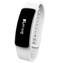 MATE T2 智能运动时尚手环 计步 定位追踪 健康管理手表 白色产品图片主图
